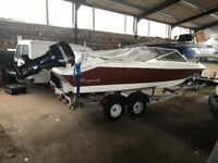Boat Mercury 50 ROYALE 180 GTS