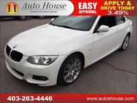 2011 BMW 335i Coupe M Package NAVI CAMERA TURBO 90DAYNOPAYMENT