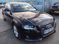 AUDI A4 2.7 TDI AUTOMATIC 2008 FULL HISTORY 1 OWNER FACE LIFT DRIVES LIKE NEW CAR