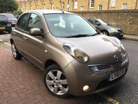 NISSAN MICRA 1.2 = 2010 = £1390 ONLY =