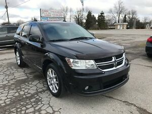 2011 Dodge Journey Crew 7 Passenger