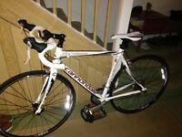 Cannondale Synapse Road Bike 54cm