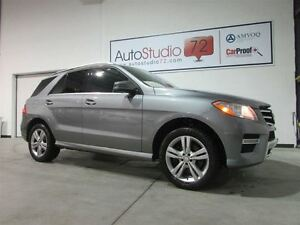 2012 Mercedes-Benz M-Class ML 350 BlueTEC DIESEL **CUIR**TOIT**