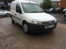 Vauxhall Combo Van For Sale Quick Sale, Never had a problem. Full 12 Month Mot