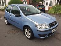 2004 Fiat Punto Active Chill - cheap to run and insure