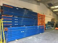 JOB LOT redirack pallet racking( more available. storage , industrial shelving )