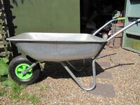 Wheelbarrow in excellent condition.