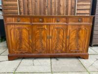 Large Solid Sideboard - Can Deliver