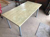 Ikea Table - Beech effect