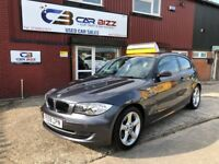 2008 BMW 118D EDITION ES 2.0 DIESEL*BMW HISTORY*START/STOP*1 YEAR AA COVER*3 MONTHS WARRANTY*2 KEYS*