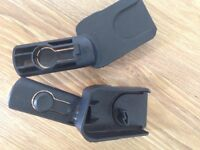 Quinny buzz adapters for Maxi cosi car seat