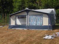 caravan awning ventura