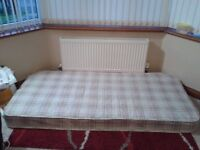 Mattress for sale. Comes with a FREE cover