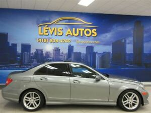 2013 Mercedes-Benz C-Class C 300 4MATIC TOIT OUVRANT BLUETHOOTH