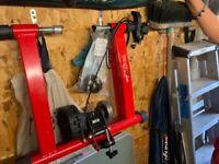 Healthline Elite Fitness Bike trainer