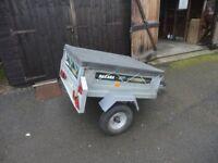 SMALL DAXARA 107 TRAILER GOOD CONDITION £135