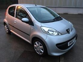 Stunning 2008 08 Peugeot 107 1.0 Urban 3Dr **Only 57000+1 Years Mot+Only £20 Road Tax**