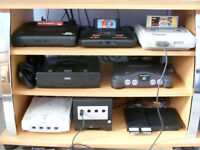 WANTED: Retro games and consoles (NES, SNES, Sega, etc)