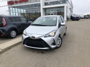 2018 Toyota Yaris LE don't pay for 6 months on now