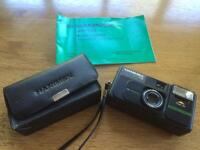 Hanimex pocket camera