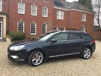 CITROEN C5 2.7 TOURER V6 HDI ESTATE AUTO/TIPTRONIC SPORTS EDITION 280BHP UPGRADED