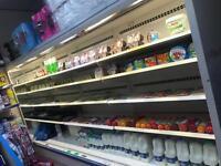 Dairy fridge cabinet
