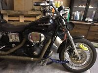 Harley Davidson FXDX ?