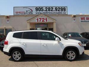 2013 Chevrolet Orlando 7 Passenger, Alloys, WE APPROVE ALL CREDI
