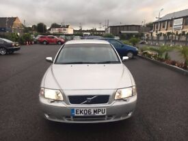 Volvo S80 2006 2.4 D5 SE Lux 4dr FULL SERVICE HISTORY