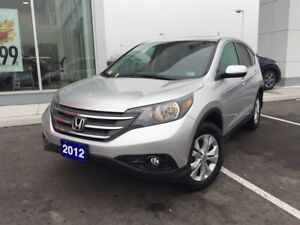 2012 Honda CR-V EX-L 4WD Leather/Low Mileage