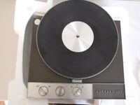 Garrard 401 Transcription Turntable Package