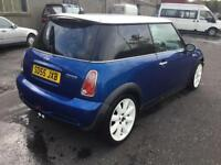 2005 MINI COOPER S SPARES OR REPAIR