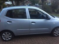 Hyundai I10 2011Full Service History Very Low Mileage QUICK SALE