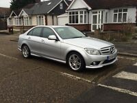 MERCEDES C220 CDI SPORT - 1 OWNER FROM NEW - LOW MILEAGE