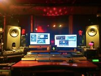 Music / Recording Studio. East London. Mixing. Mastering. Production. Producers.