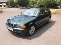 BMW 328i Tourer, very rare, full leather, great history, best colour, top value Estate
