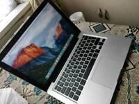 2012 APPLE MACBOOK Pro 13 inch Intel i5 4gb 500gb professional laptop 13 inch