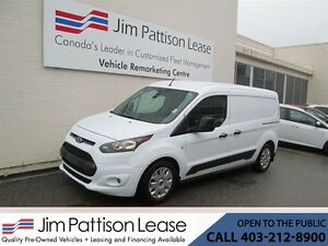 2015 Ford Transit Connect 1.6L ECO-Boost XLT Up Fitted Cargo van