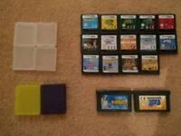 Nintendo DS game bundle