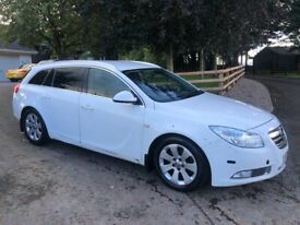 image for 2012 diesel Vauxhall insignia dci estate car