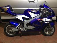 50cc midi moto yamaha r1 rep