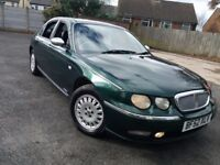 Rover 75 2.5 v6 automatic 177bhp 67k mileage fsh immaculate condition bmw 525i 520i 530i 523i 530d