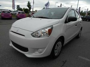 2015 Mitsubishi Mirage ES+ AIR BLANCHE!!!