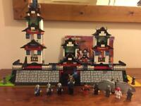 Lego retired ninja fortress number 6093