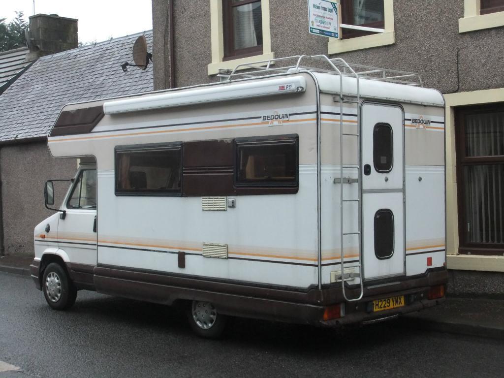 Peugeot Talbot Bedouin Autohome Campervan 1991 Now Sold