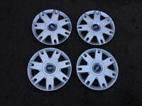 "Ford Fiesta 15"" wheel trims news!"