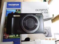 Olympus d-750 digital camera