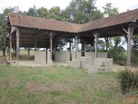 Large Oak Framed Barn for Sale