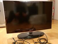 Samsung, 32inch, HD slim LED tv with freeview.
