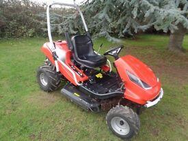 Ride on lawnmower Efco Taureg ex demo 2016 23hp engine
